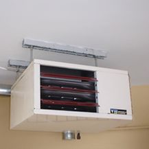 install a garage heater job heating and air conditioning saskatoon. Black Bedroom Furniture Sets. Home Design Ideas
